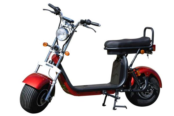 Fatbee H1 Scooter in Cherry