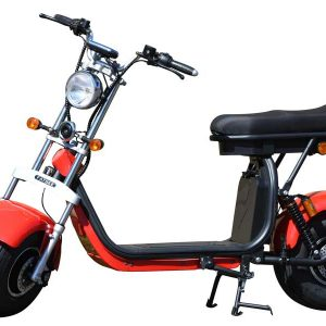 Fatbee H1 Scooter in Red