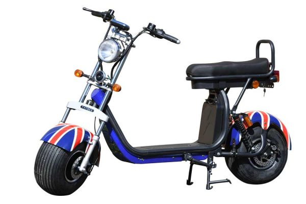 Fatbee H1 Scooter in Union Jack