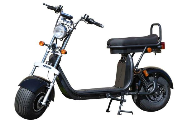 Fatbee H1 Scooter in Black