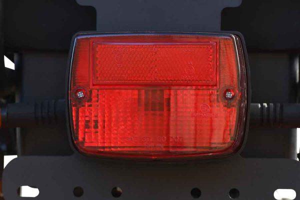 Rear brake light
